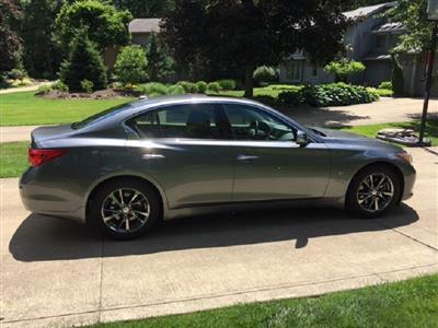2015 Infiniti Q50 lease in Cleveland,OH - Swapalease.com