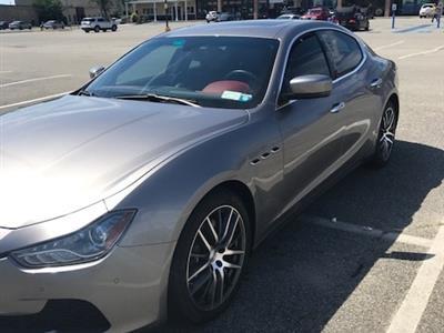 2015 Maserati Ghibli lease in Ozone Park,NY - Swapalease.com