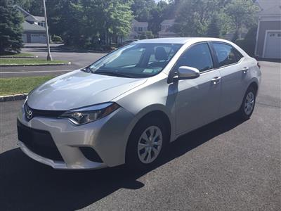 2016 Toyota Corolla lease in white plains ,   - Swapalease.com