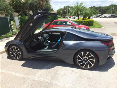 2017 BMW I8 Lease In OrlandoFL