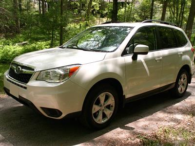 2016 Subaru Forester lease in Exeter,RI - Swapalease.com