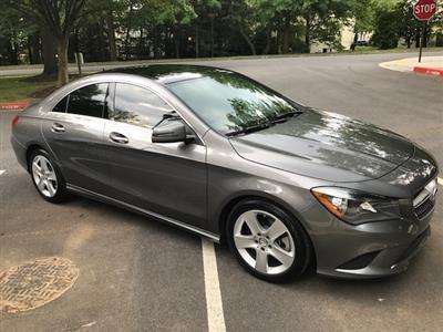 2016 Mercedes-Benz CLA-Class lease in Columbia,MD - Swapalease.com