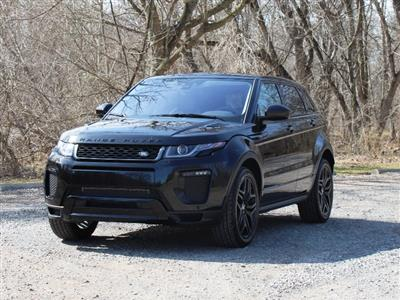 2016 Land Rover Range Rover Evoque lease in Oceanside,CA - Swapalease.com