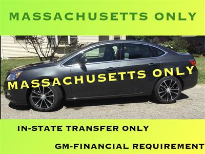 2016 Buick Verano lease in Worcester,MA - Swapalease.com
