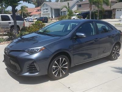 2017 Toyota Corolla lease in Orange,CA - Swapalease.com