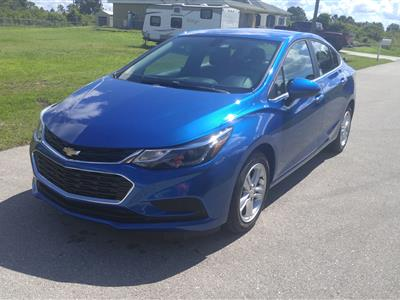 2016 Chevrolet Cruze lease in Lehigh ,FL - Swapalease.com