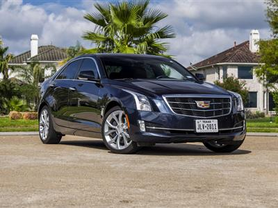 2015 Cadillac ATS lease in Houston,TX - Swapalease.com