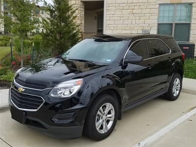 2016 Chevrolet Equinox lease in Carrollton,TX - Swapalease.com