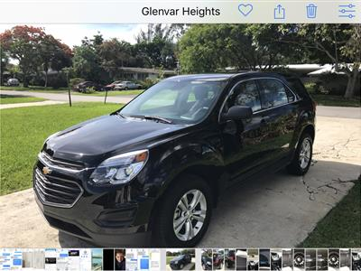 2017 Chevrolet Equinox lease in Miami,FL - Swapalease.com