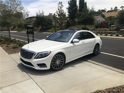 2017 Mercedes-Benz S-Class lease in Pleasanton,CA - Swapalease.com