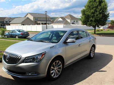 2016 Buick LaCrosse lease in Duryea,PA - Swapalease.com
