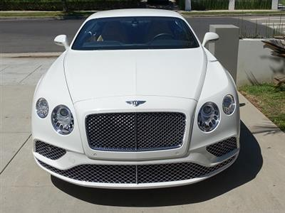 2016 Bentley Continental  GTC W12 lease in Los Angeles,CA - Swapalease.com