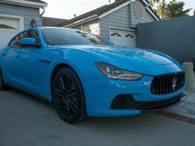 2015 Maserati Ghibli lease in Moorpark,CA - Swapalease.com