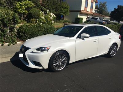 2016 Lexus IS 200t lease in Dublin,CA - Swapalease.com