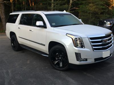 2016 Cadillac Escalade ESV lease in Franklin,MA - Swapalease.com