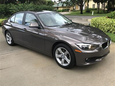 2015 BMW 3 Series lease in Naples,FL - Swapalease.com