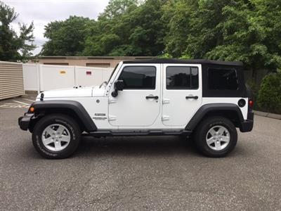 2017 Jeep Wrangler Unlimited lease in Bridgeport,CT - Swapalease.com