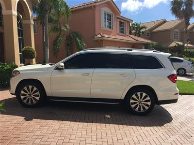 2017 Mercedes-Benz GLS-Class lease in Del Ray Beach,FL - Swapalease.com