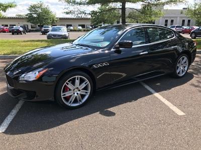 2015 Maserati Quattroporte lease in Jamision,PA - Swapalease.com