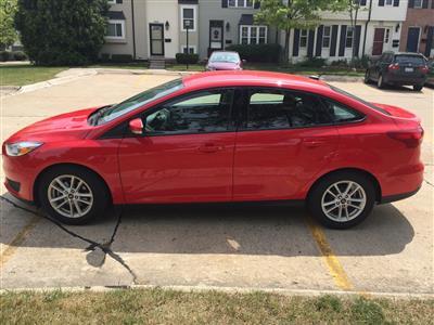 2016 Ford Focus lease in Ann Arbor,MI - Swapalease.com