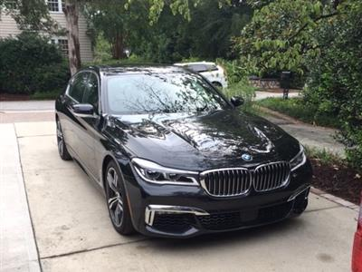 2016 BMW 7 Series lease in Columbia,SC - Swapalease.com