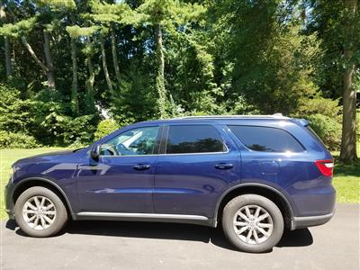 2017 Dodge Durango lease in New York,NY - Swapalease.com