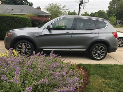 2017 BMW X3 lease in Park Ridge,IL - Swapalease.com