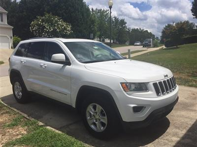 2016 Jeep Grand Cherokee lease in Apex,NC - Swapalease.com