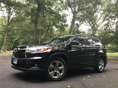 2016 Toyota Highlander lease in Cos Cob,CT - Swapalease.com