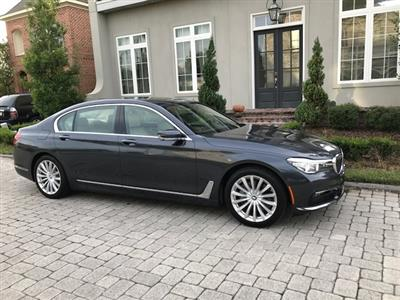2016 BMW 7 Series lease in New Orleans,LA - Swapalease.com