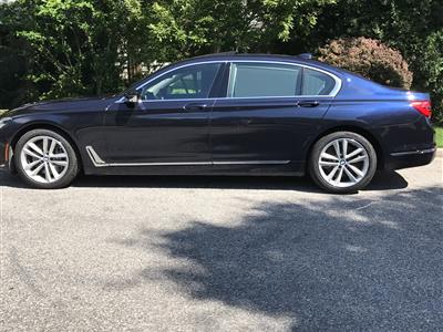 2016 BMW 7 Series lease in SEA CLIFF,NY - Swapalease.com