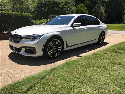2016 BMW 7 Series lease in Suffolk,VA - Swapalease.com