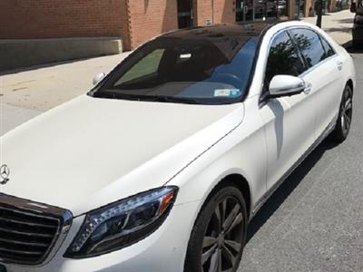 2016 Mercedes-Benz S-Class lease in Merrick,NY - Swapalease.com
