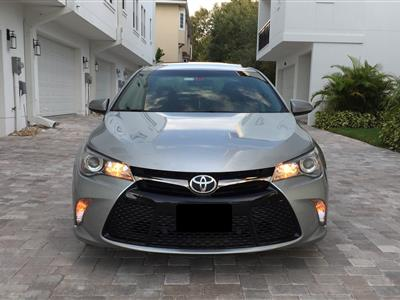 2015 Toyota Camry lease in St. Petersburg,FL - Swapalease.com