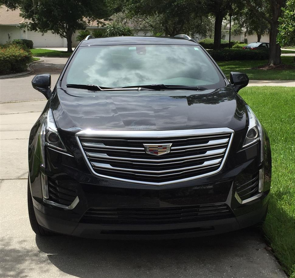 Cadillac Lease Special: 2017 Cadillac XT5 Lease In Lutz, FL