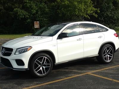 2017 Mercedes-Benz GLE-Class Coupe lease in Libertyville,IL - Swapalease.com