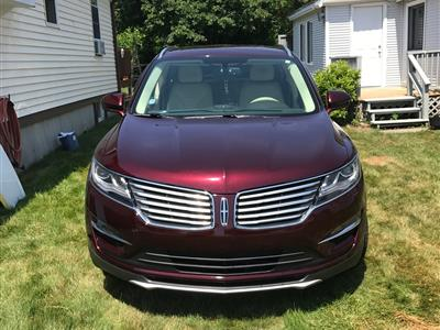 2016 Lincoln MKC lease in York,ME - Swapalease.com