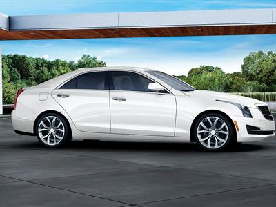 2017 Cadillac ATS lease in Lone Tree,CO - Swapalease.com