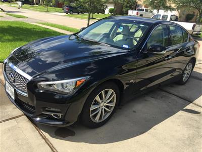 2016 Infiniti Q50 lease in League City,TX - Swapalease.com
