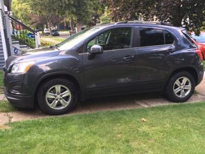 2016 Chevrolet Trax lease in Ferndale,MI - Swapalease.com