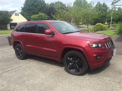 2015 Jeep Grand Cherokee lease in Vancouver,WA - Swapalease.com