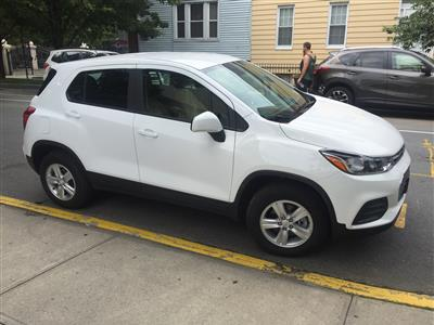 2017 Chevrolet Trax lease in Jersey City,NJ - Swapalease.com