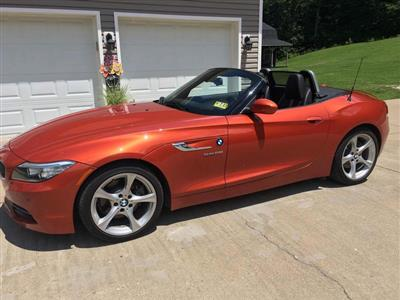 2016 BMW Z4 lease in Charleston,WV - Swapalease.com