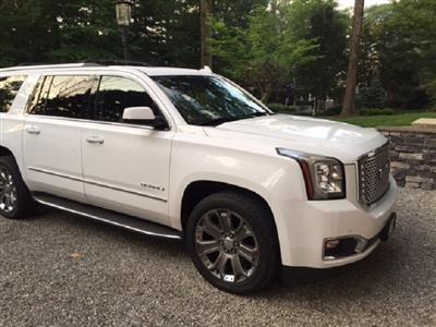 2016 GMC Yukon XL lease in Roselle Park ,NJ - Swapalease.com