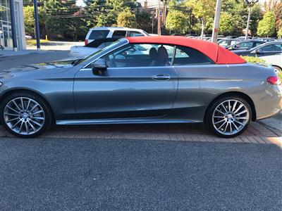 2017 Mercedes-Benz C-Class lease in Washington,DC - Swapalease.com