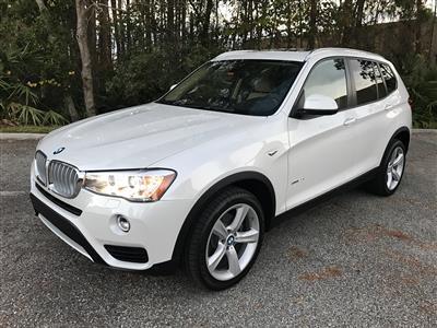 2017 BMW X3 lease in Kenner,LA - Swapalease.com