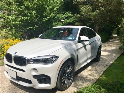 2017 BMW X6 M lease in New York,NY - Swapalease.com