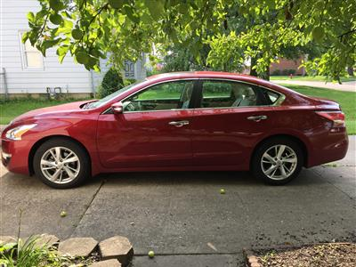 2015 Nissan Altima lease in sidney,OH - Swapalease.com