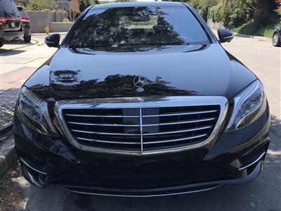 2016 Mercedes-Benz S-Class lease in Huntington Beach,CA - Swapalease.com