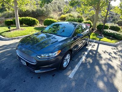 2016 Ford Fusion lease in Santa Clarita,CA - Swapalease.com